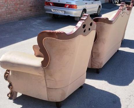 кресла санжар